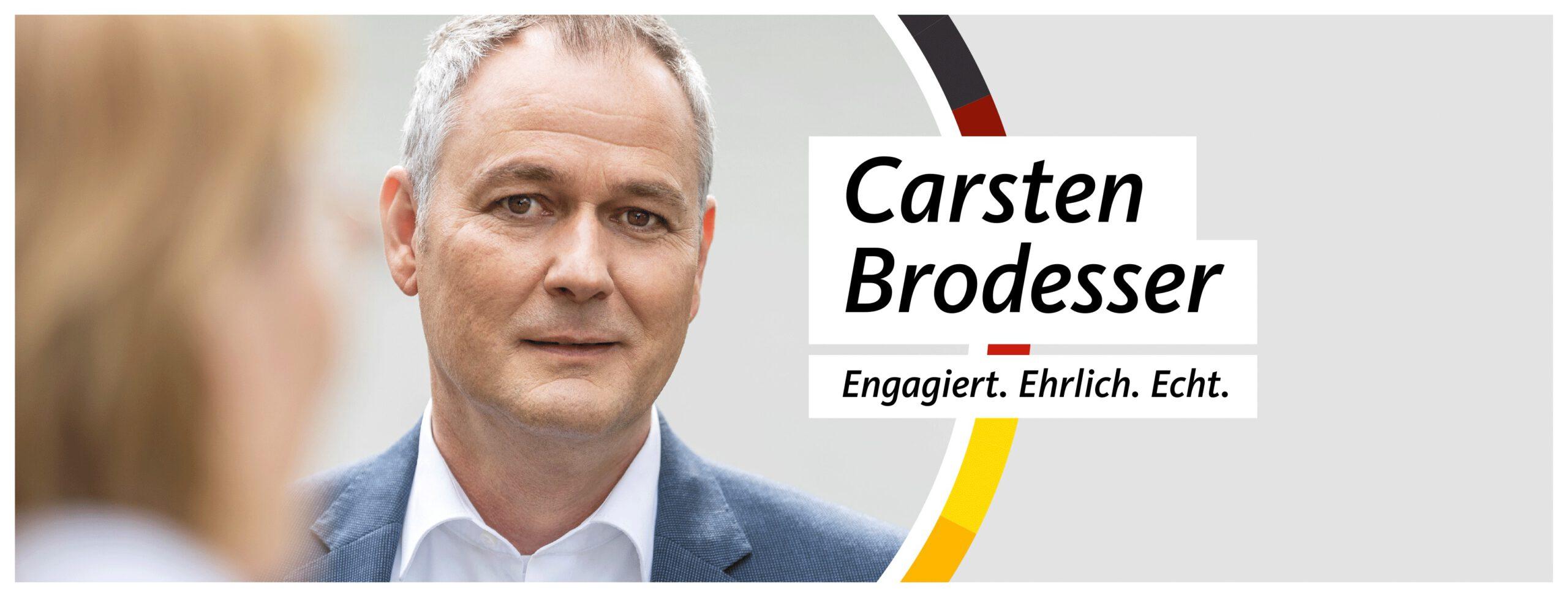 Carsten Brodesser Bundestagswahl 2021